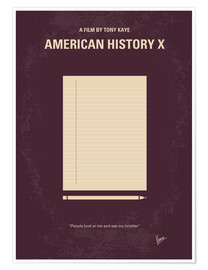 Póster American History X