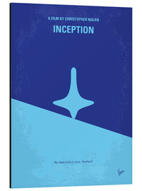 chungkong - No240 My Inception minimal movie poster