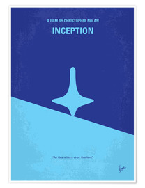 Póster  Inception - chungkong