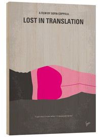 chungkong - No287 Póster de la película Lost in Translation