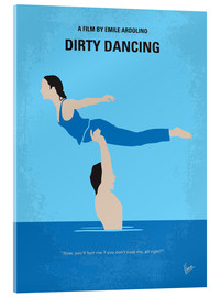 Cuadro de metacrilato  Dirty Dancing - chungkong