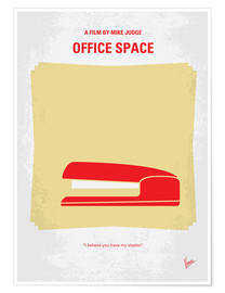 Póster Office Space