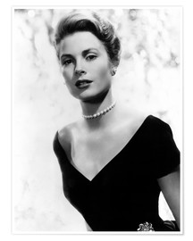 Póster  Grace Kelly in 1956