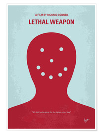 Póster Lethal Weapon