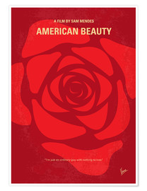 Póster American Beauty