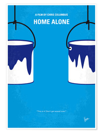 Póster Home Alone