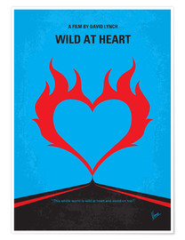 Póster Wild At Heart