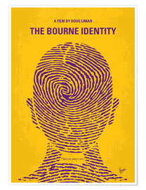 Póster The Bourne Identity