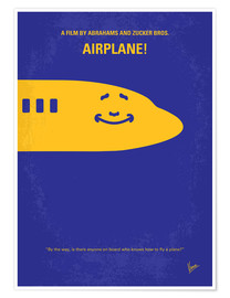 Póster Airplane!