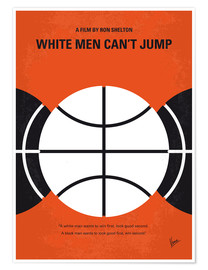 Póster White Men Can't Jump
