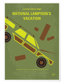 Póster National Lampoon's Vacation
