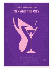 Póster Sex And The City