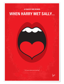 Póster When Harry Met Sally...