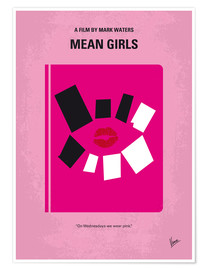Póster Mean Girls