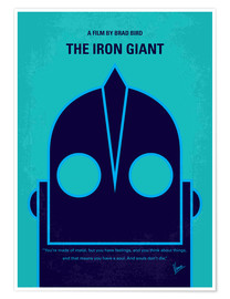 Póster The Iron Giant