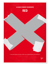 Póster Red