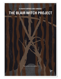 Póster The Blair Witch Project