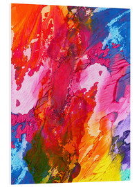Forex  Colorful abstraction