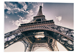 Paris - up to the sky and back