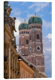 Lienzo  Frauenkirche in Munich