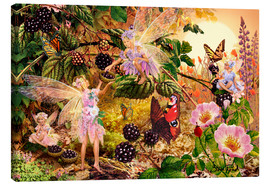 Lienzo  Autumn Fairies - Steve Read