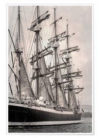 Póster Sailing Ship