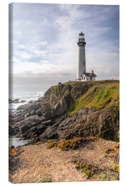 Lienzo  Pigeon Point Lighthouse