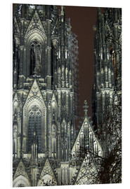 Cuadro de PVC  Detail of Cologne Cathedral