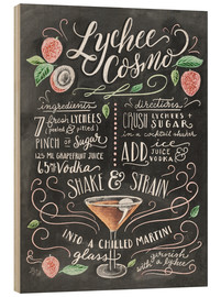 Madera  Lychee Cosmo recipe - Lily & Val