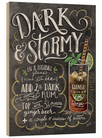 Madera  Dark & Stormy Cocktail - Lily & Val