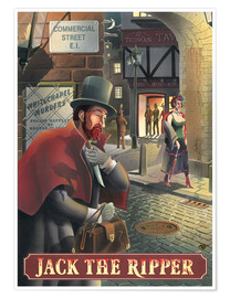 Póster 27105 Jack the Ripper
