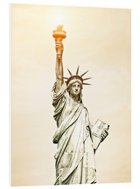 Forex  Liberty Statue in New York, USA