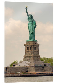 Cuadro de metacrilato  Statue of Liberty