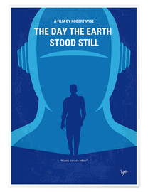 Póster The Day The Earth Stood Still