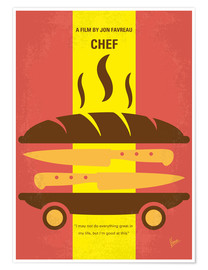 Póster Chef