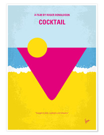 Póster Cocktail
