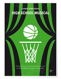 Póster High School Musical