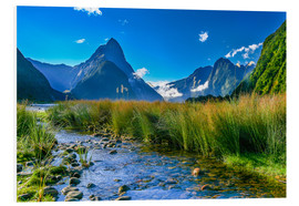 Cuadro de PVC  Milford Sound New Zealand - Thomas Hagenau