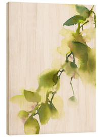 Madera  Reality in Green - CanotStop Painting