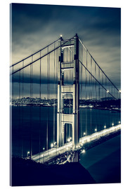 Cuadro de metacrilato  Puente Golden Gate, San Francisco