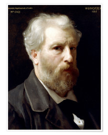 Póster William Adolphe Bouguereau