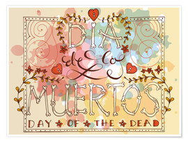 Póster  Day of the Dead