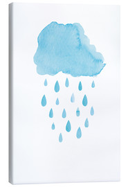Lienzo  Rain cloud - Kidz Collection