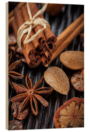 Madera  winter spices