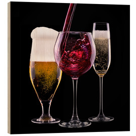Madera  drinks - beer, wine and champagne