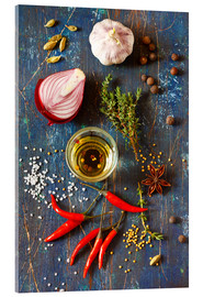 Metacrilato  Spices and Herbs