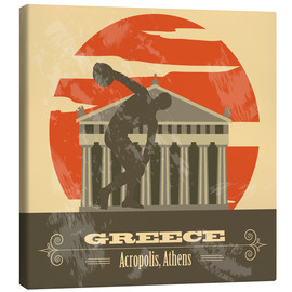 Lienzo  Greece - Acropolis