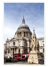 Póster  Cathedral in London