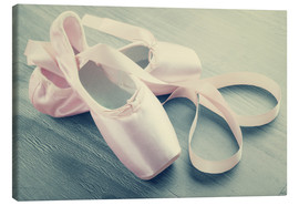 Lienzo   Ballet Shoes