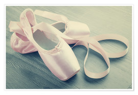 Póster  Ballet Shoes